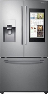 Samsung Family Hub 2.0 24.2 Cu. Ft. French Door Refrigerator