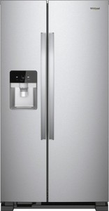 Whirlpool 24.6 Cu. Ft. Side-by-Side Refrigerator