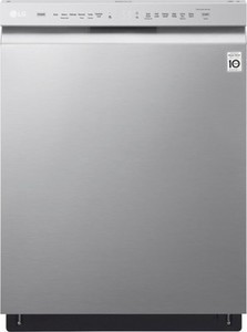 "LG 24"" Front Control Built-In Dishwasher"
