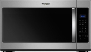 Whirlpool - 1.7 Cu. Ft. Over-the-Range Microwave