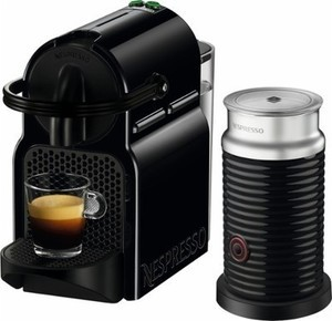 Nespresso Inissia Espresso Maker/Coffeemaker/Milk Frother