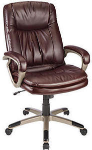 Realspace Harrington II High-Back Chair