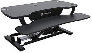 VersaDesk Power Pro Sit-To-Stand Height-Adjustable Electric Desk Riser