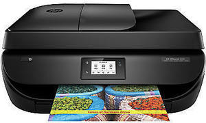 HP OfficeJet 4650 All-in-One Wireless Printer with Mobile Printing F1J03A