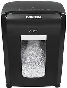 Ativa 12-Sheet Micro-Cut Shredder