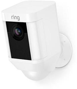 Ring Spotlight  Wired 1080 HD Plug-In Cameras