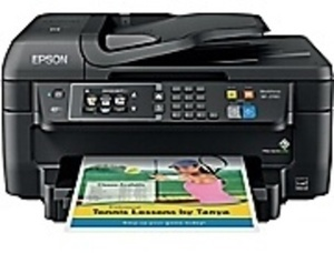 Epson WorkForce WF-2760 Inkjet All-in-One