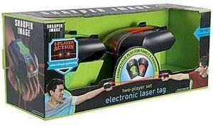 Sharper Image Two-Player Electronic Laser Tag