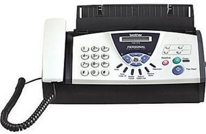 Brother Personal Plain-Paper Fax Machine