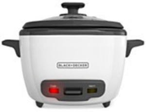 Black + Decker 16 Cup Rice Cooker After Rebate