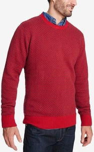 Men's Dot Sweater