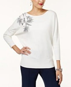 Alfani Womens Sweaters