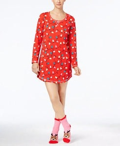 Jennifer Moore Graphic Sleepshirt and Socks Set