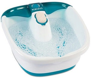 FB-55 Bubble Mate Heated Foot Spa