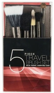 Bar III 5-Pc. Travel Brush Set