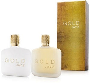 Men's 2-Pc. Gold Jay Z Gift Set