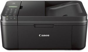 Canon PIXMA MX490 Wireless Office All-in-One Printer/Copier/Scanner/Fax Machine