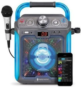 Singing Machine Bluetooth Karaoke