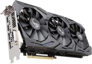 ASUS ROG GeForce GTX 1080 STRIX-GTX1080-A8G-GAMING 8GB 256-Bit GDDR5X PCI Express 3.0 HDCP Ready Video Card