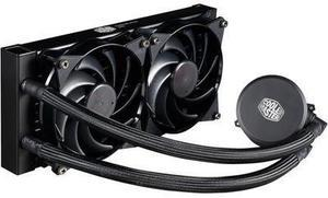 MasterLiquid 240 AIO CPU Liquid Cooler by Cooler Master