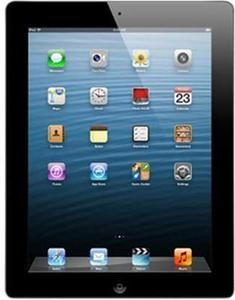 Apple iPad 4 MD510LL/A-B 16 GB Wi-Fi Only After Rebate