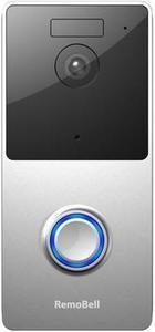 RemoBell Wireless Video Doorbell Camera