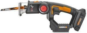 WORX 20-Volt Max Variable Speed Keyless Cordless Jigsaw (Battery Included)