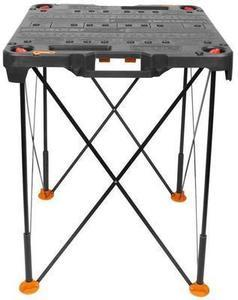 WORX 24-in W x 300-in H 0-Drawer Plastic Work Bench