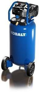Kobalt 11-Gallon Portable Electric Vertical Air Compressor