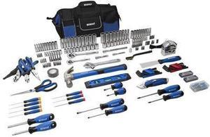 Kobalt 230-pc.  Household Tool Set with Soft Case