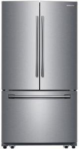 Samsung 25.5-cu ft French Door Refrigerator with Ice Maker