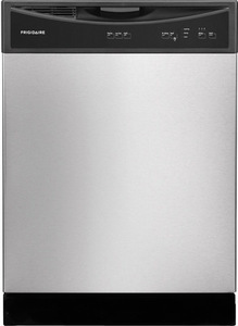 Frigidaire 60-Decibel Built-In Dishwasher