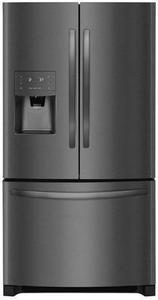 Frigidaire 26.8-cu ft French Door Refrigerator w Ice Maker, Energy Star