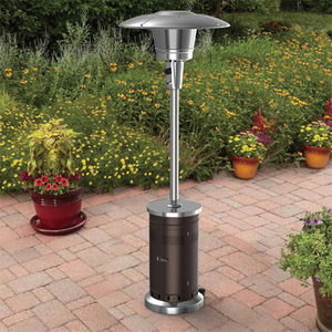 Garden Treasures Floorstanding Liquid Propane Patio Heater