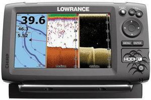 Lowrance Hook-7 Fishfinder/Chartplotter