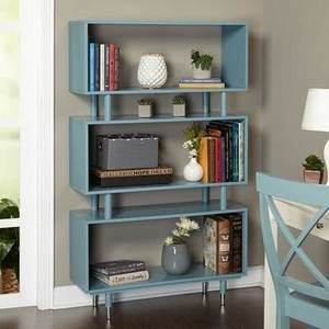 Overstock.com: Online Shopping - Bedding, Furniture, Electronics, Jewelry, Clothing & more Simple Living Mid-Century Bookshelf