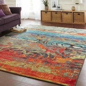 Mohawk Home Multicolor Rug (5' x 8')