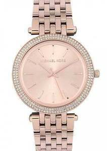 Michael Kors Women's Rosetone Watch