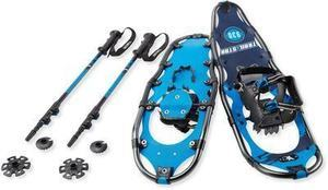 Yukon Charlie's Advanced Snowshoe Kit
