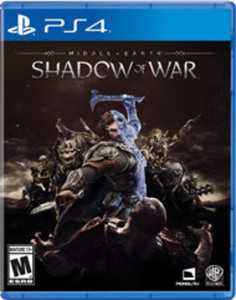 Middle-earth: Shadow of War by Warner Home Video Games PS4