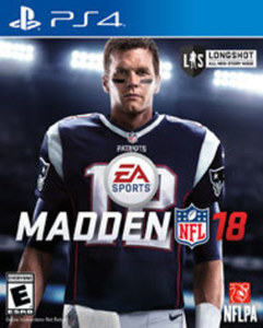 Madden NFL 18 by EA Sports PS4