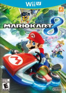 Mario Kart 8 Pre-Owned Wii U