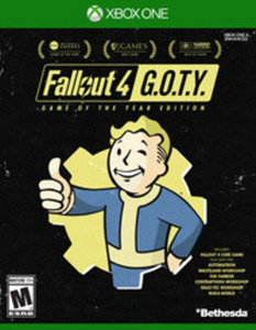 Fallout 4 Game of the Year Edition XB1