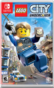 LEGO City Undercover by Warner Home Video Games Switch