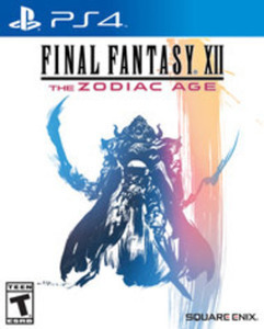 Final Fantasy XII: The Zodiac Age by Square Enix PS4