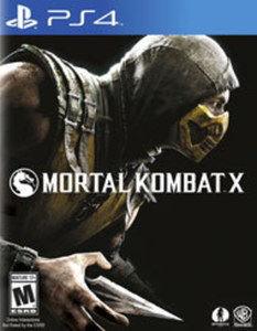 Mortal Kombat X by Warner Home Video Games PS4