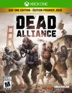Dead Alliance by Maximum Games Xbox One