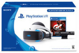 PlayStation VR Gran Turismo Sport Bundle by Sony Computer Entertainment America PlayStation VR Gran Turismo Sport Bundle