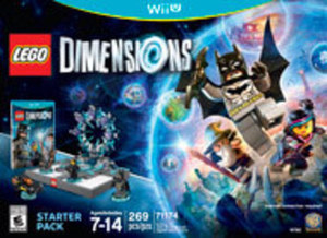 LEGO Dimensions Starter Pack by Warner Home Video Games Wii U