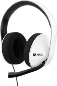 Xbox One Stereo Headset - White by Microsoft